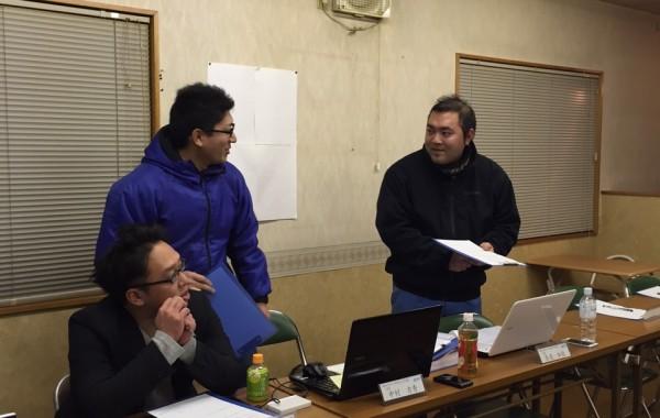 2月12日 理事会