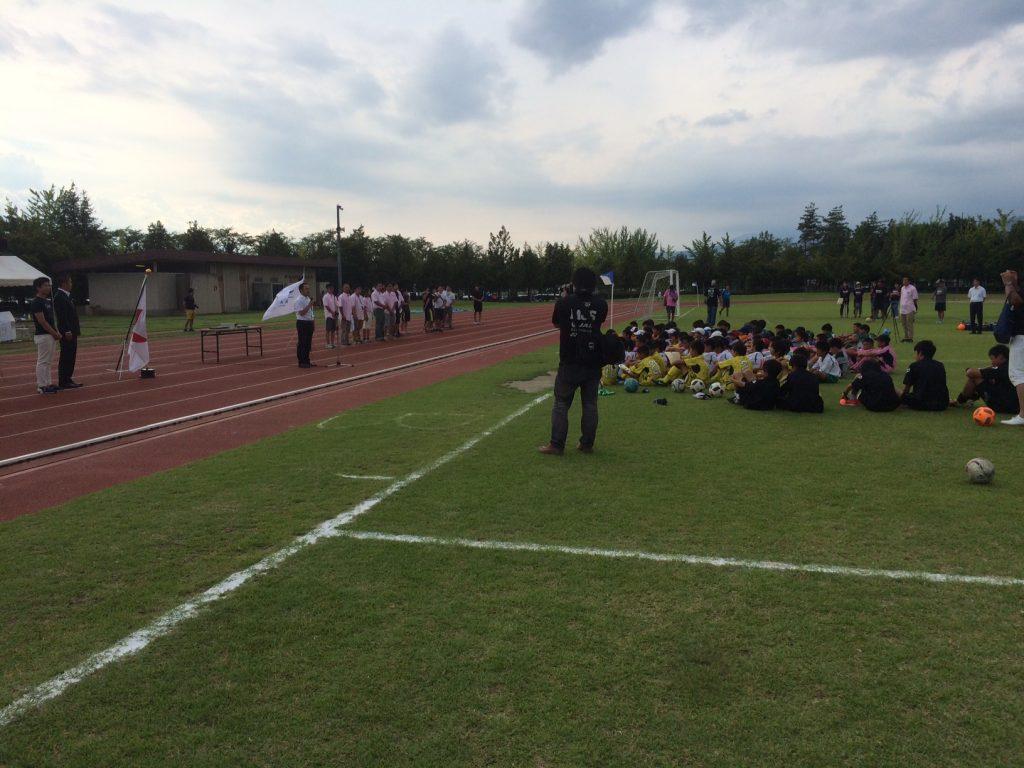 JCカップU-11少年少女サッカー全国大会  関東地区予選